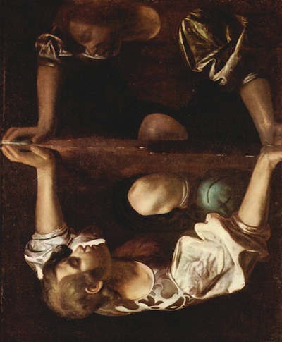 the last psychiatrist the second story of echo and narcissus narcissus caravaggio jpg